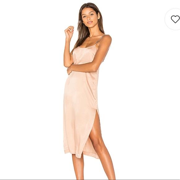 b71619c6c0d438 NBD Dresses | Ruscha Sandy Rose Dress | Poshmark